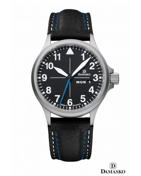 Damasko DA 38 Leather Black